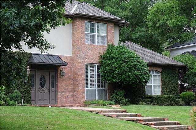 4712 Green Oaks Drive, Colleyville, TX 76034 (MLS #14155633) :: The Tierny Jordan Network