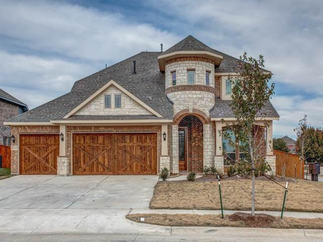 4715 Belladonna Court, Mansfield, TX 76063 (MLS #14155940) :: The Tierny Jordan Network