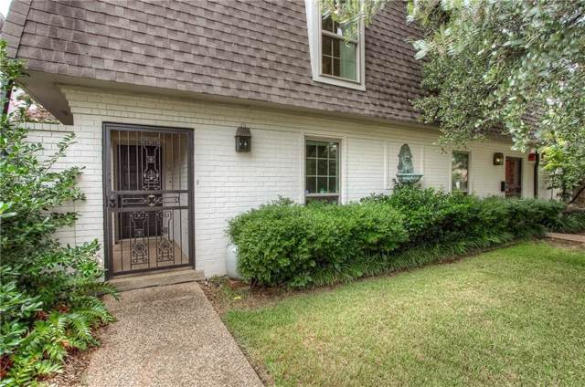 5425 Collinwood Avenue, Fort Worth, TX 76107 (MLS #14155959) :: Robbins Real Estate Group