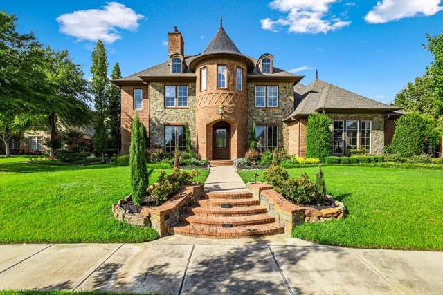 1904 Grosvenor Lane, Colleyville, TX 76034 (MLS #14155982) :: The Tierny Jordan Network