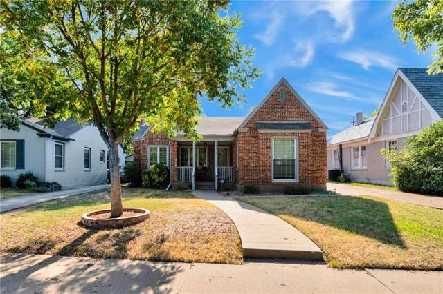 3253 Rogers Avenue, Fort Worth, TX 76109 (MLS #14156001) :: The Mitchell Group