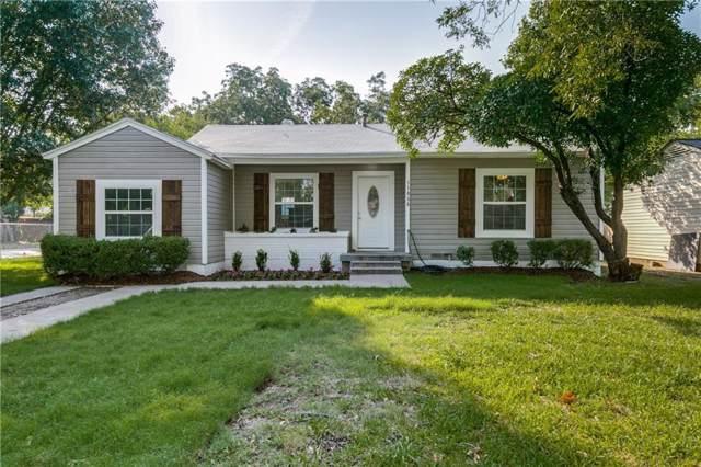 11038 Barbarosa Drive, Dallas, TX 75228 (MLS #14156296) :: Robbins Real Estate Group