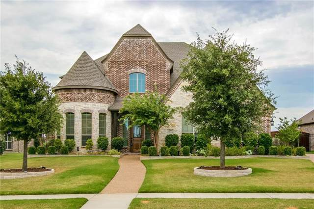 1260 Clipston Drive, Prosper, TX 75078 (MLS #14156421) :: Real Estate By Design