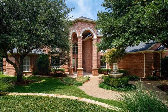 2600 Independence Road, Colleyville, TX 76034 (MLS #14156688) :: All Cities Realty