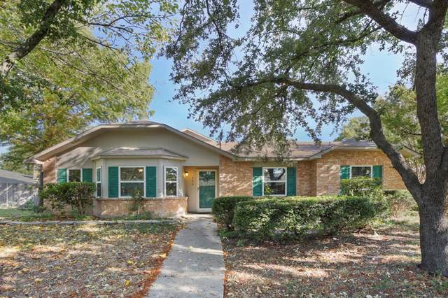 406 Hemlock Drive, Grand Prairie, TX 75052 (MLS #14156764) :: Lynn Wilson with Keller Williams DFW/Southlake