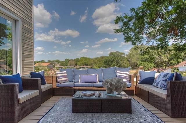 528 Harbor Drive, Azle, TX 76020 (MLS #14157008) :: Trinity Premier Properties