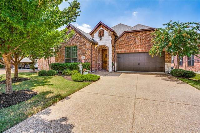 5625 Green Moss, Mckinney, TX 75071 (MLS #14157052) :: Ann Carr Real Estate