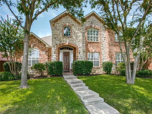 8125 Skyridge Drive, Plano, TX 75025 (MLS #14157067) :: Kimberly Davis & Associates
