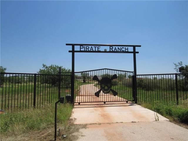 14015 S State Highway 208, Robert Lee, TX 76945 (MLS #14157072) :: Justin Bassett Realty