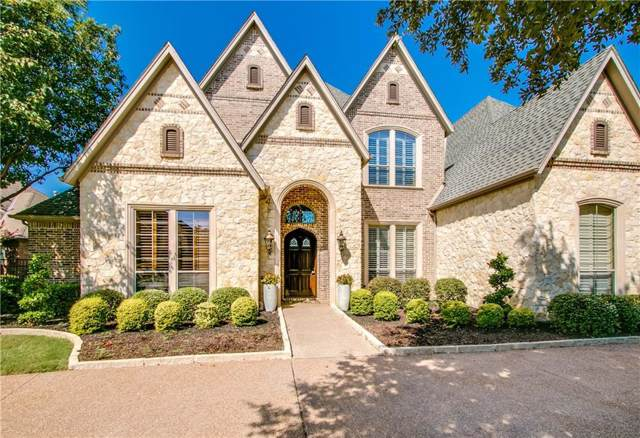 1608 Byron Nelson Parkway, Southlake, TX 76092 (MLS #14157242) :: The Rhodes Team