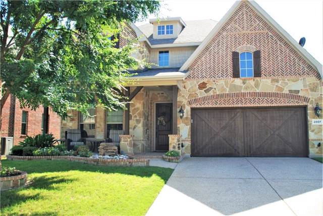2807 Sherwood Drive, Trophy Club, TX 76262 (MLS #14157464) :: The Heyl Group at Keller Williams