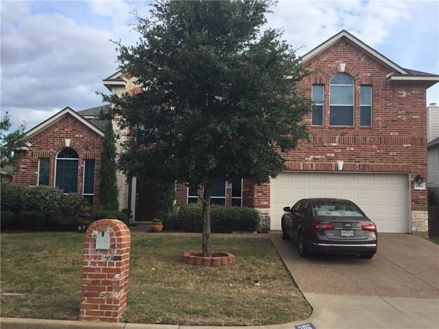 206 Cabotwood Trail, Mansfield, TX 76063 (MLS #14157591) :: The Tierny Jordan Network