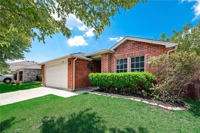 5348 Kingsknowe Parkway, Fort Worth, TX 76135 (MLS #14158024) :: Hargrove Realty Group