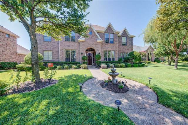 1405 Pine Hurst Drive, Coppell, TX 75019 (MLS #14158049) :: The Julie Short Team