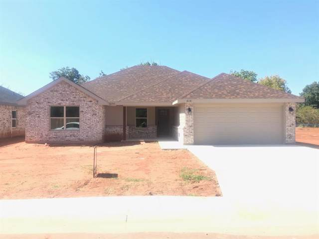 614 Jarrell Court, Tuscola, TX 79562 (MLS #14158218) :: Kimberly Davis & Associates
