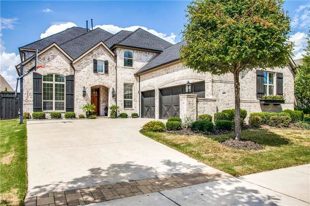 14928 Foxbriar Lane, Frisco, TX 75035 (MLS #14158343) :: The Real Estate Station