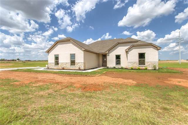 1201 Young Bend Road, Brock, TX 76087 (MLS #14158395) :: RE/MAX Town & Country