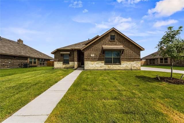 717 Long Prairie Drive, Royse City, TX 75189 (MLS #14158452) :: RE/MAX Landmark
