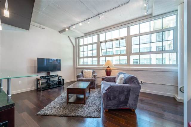 2600 W 7th Street #1517, Fort Worth, TX 76107 (MLS #14158546) :: Real Estate By Design