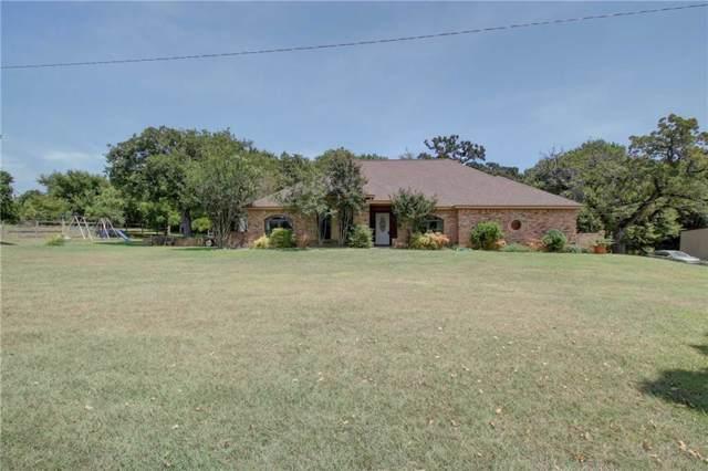 100 Allison Road, Springtown, TX 76082 (MLS #14158598) :: The Heyl Group at Keller Williams