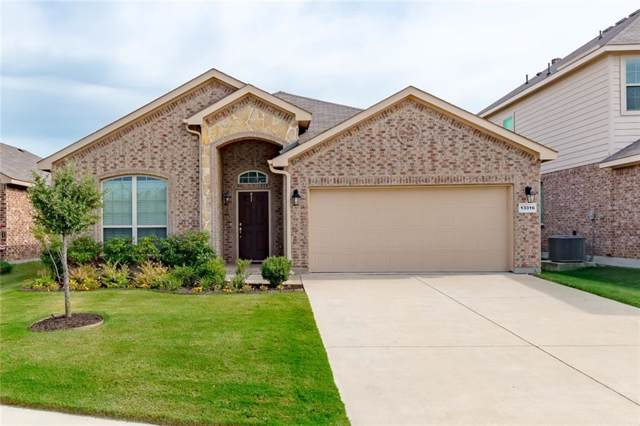 13316 Palancar Drive, Fort Worth, TX 76244 (MLS #14158637) :: All Cities Realty