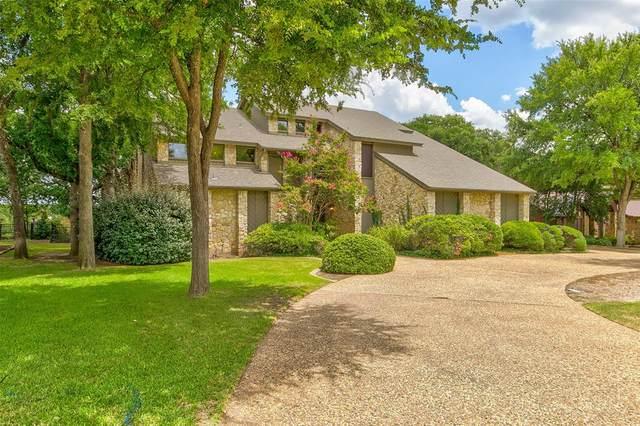 1522 Oak Forest Drive, Graham, TX 76450 (MLS #14158696) :: Team Hodnett
