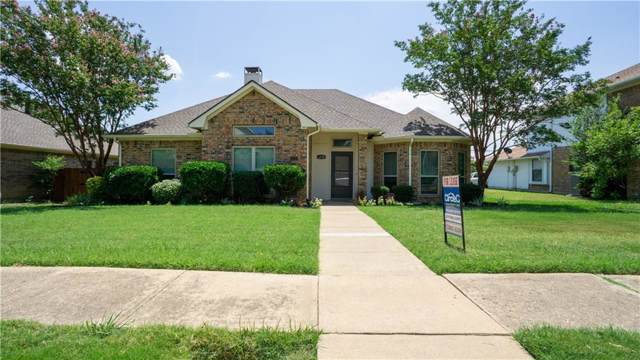 4110 Mulberry Drive, Carrollton, TX 75010 (MLS #14158783) :: Tenesha Lusk Realty Group