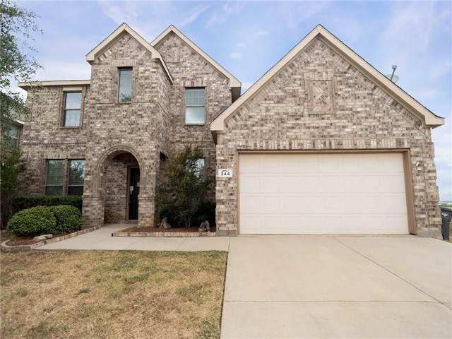 344 Braewick Drive, Fort Worth, TX 76131 (MLS #14158826) :: RE/MAX Town & Country