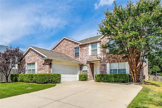 8233 Summerview Court, Fort Worth, TX 76123 (MLS #14159144) :: RE/MAX Town & Country