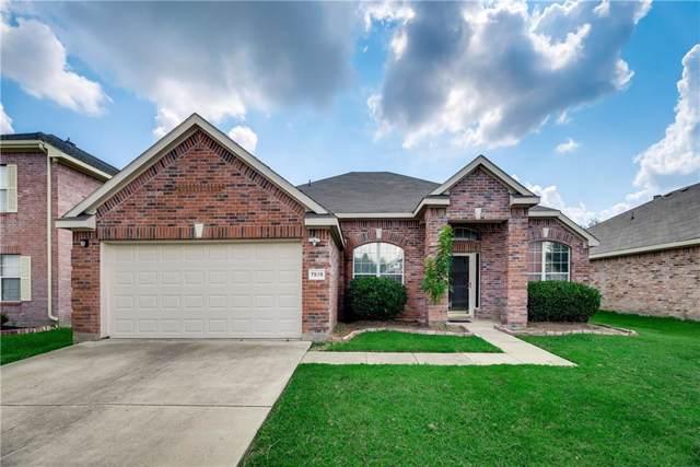 7519 Geneseo Lane, Arlington, TX 76002 (MLS #14159208) :: Vibrant Real Estate