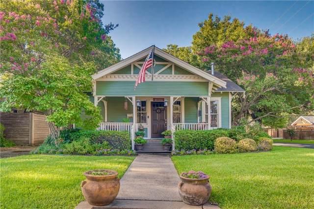 5400 Richard Avenue, Dallas, TX 75206 (MLS #14159248) :: The Mitchell Group