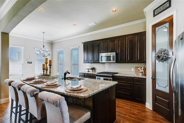 421 Coral Vine Lane, Burleson, TX 76028 (MLS #14159342) :: The Mitchell Group