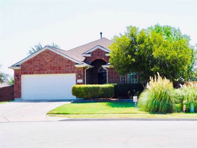 6232 Charisma Court, Fort Worth, TX 76131 (MLS #14159730) :: The Chad Smith Team