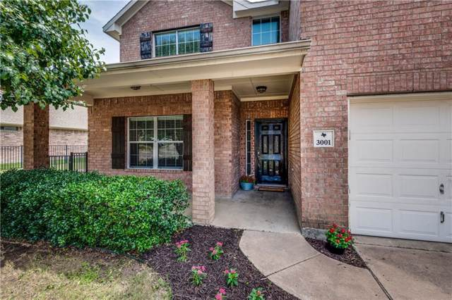 3001 Shoreline Drive, Burleson, TX 76028 (MLS #14159789) :: The Mitchell Group
