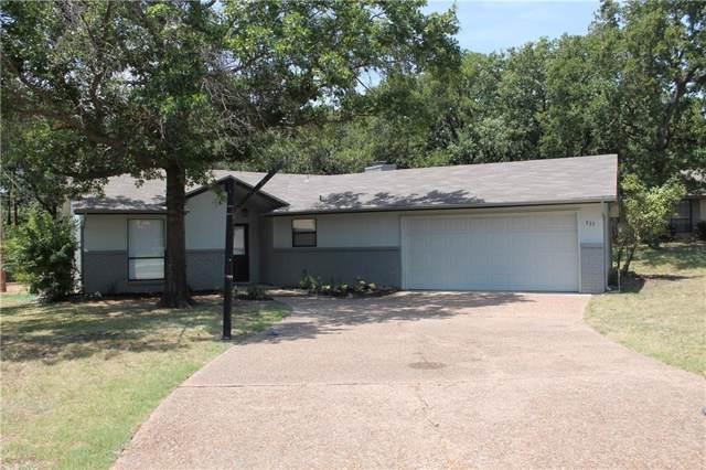 337 Shady Lane, Azle, TX 76020 (MLS #14159792) :: Kimberly Davis & Associates