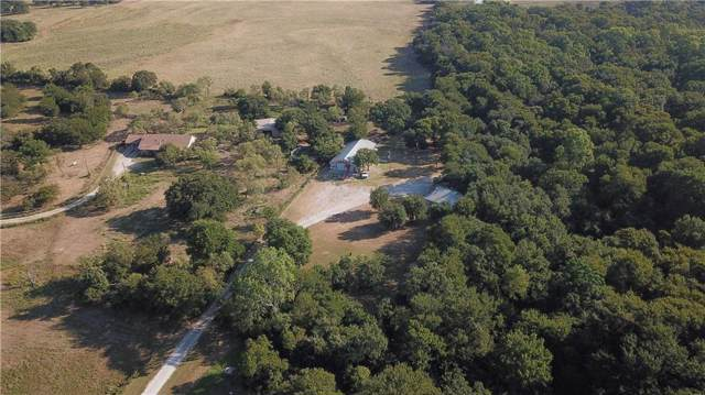 980 Tanglewood Drive, Weatherford, TX 76087 (MLS #14159973) :: Kimberly Davis & Associates