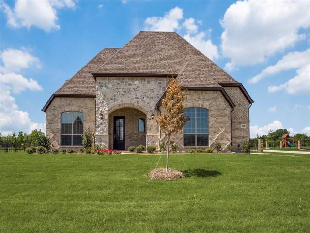 624 Calvin Drive, Heath, TX 75032 (MLS #14160149) :: RE/MAX Landmark