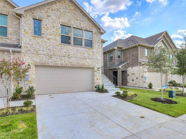 5548 Yellowstone Road, The Colony, TX 75056 (MLS #14160370) :: Vibrant Real Estate
