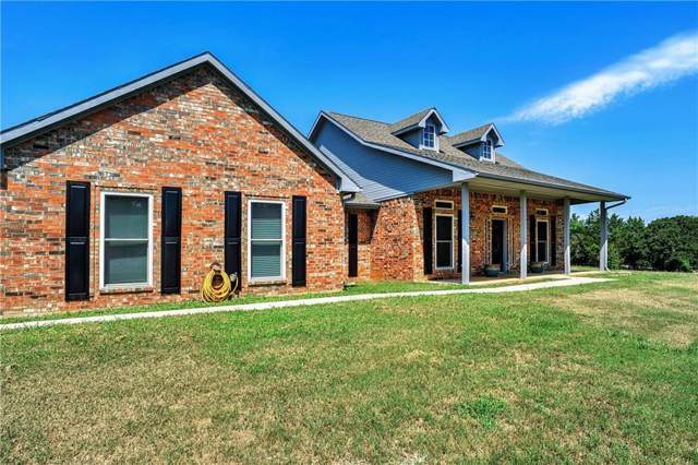 461 Cleve Cole Road, Denison, TX 75021 (MLS #14160415) :: Lynn Wilson with Keller Williams DFW/Southlake