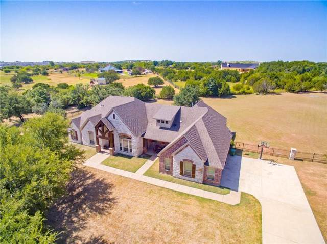 207 Rim Rock Lane, Aledo, TX 76008 (MLS #14160429) :: Potts Realty Group