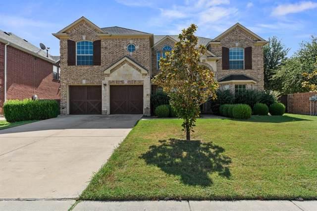 15201 Bull Run Drive, Frisco, TX 75035 (MLS #14160757) :: RE/MAX Town & Country