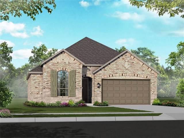 1625 Carnation Street, Prosper, TX 75078 (MLS #14160961) :: Real Estate By Design