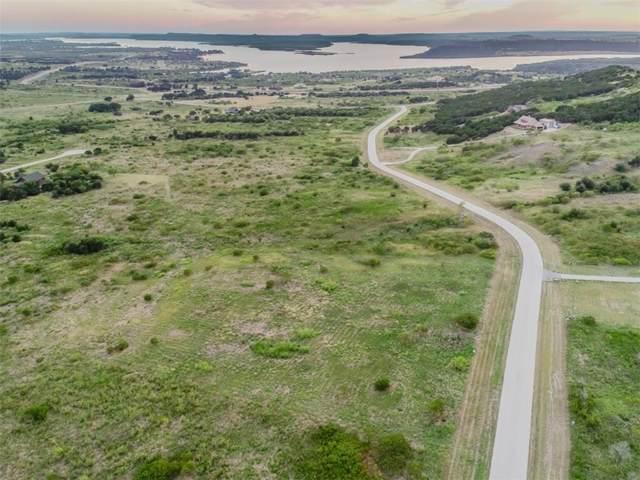 Lt 208R Evening Primrose, Possum Kingdom Lake, TX 76449 (MLS #14161049) :: Tenesha Lusk Realty Group