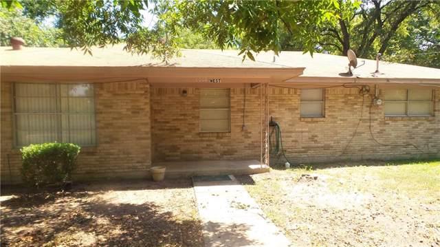911 West Street, Trinidad, TX 75163 (MLS #14161097) :: Lynn Wilson with Keller Williams DFW/Southlake