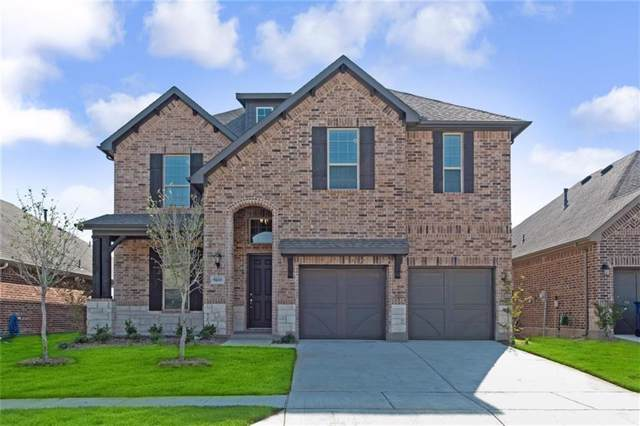 5633 Barrique Boulevard, Mckinney, TX 75070 (MLS #14161105) :: The Real Estate Station