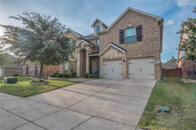 1317 Ocotillo Lane, Fort Worth, TX 76177 (MLS #14161124) :: The Real Estate Station