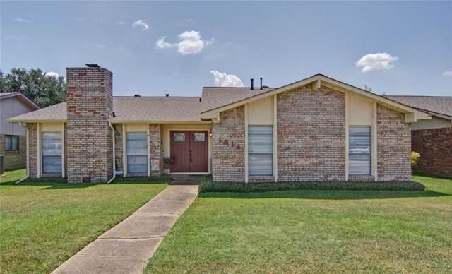 1814 Clear Creek Lane, Carrollton, TX 75007 (MLS #14161252) :: Tenesha Lusk Realty Group