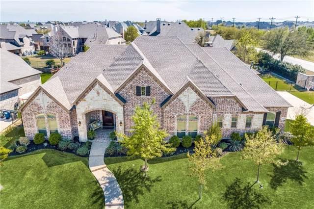 2420 Spring Crest Drive, Prosper, TX 75078 (MLS #14161438) :: Vibrant Real Estate