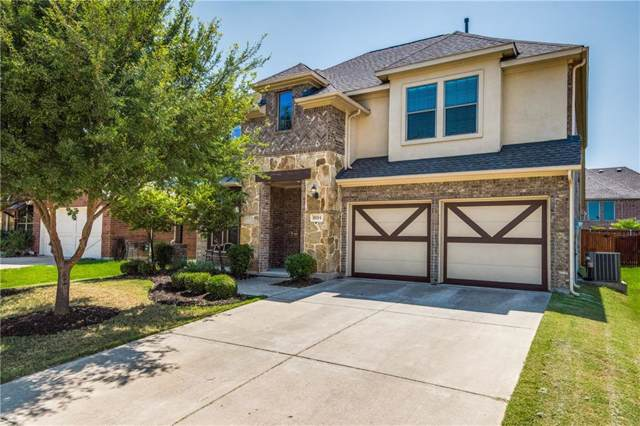 2624 Frances Lane, Little Elm, TX 75068 (MLS #14161961) :: Kimberly Davis & Associates