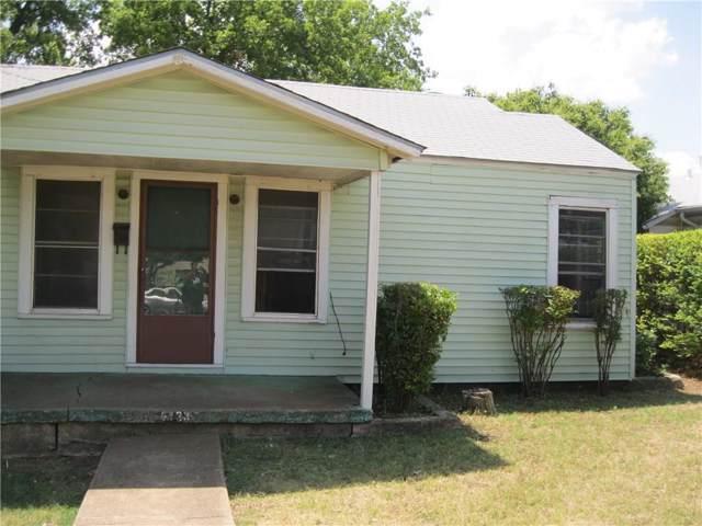 5733 Libbey Avenue, Fort Worth, TX 76107 (MLS #14162070) :: Century 21 Judge Fite Company